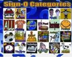 American Sign Language BINGO Game CD-ROM Software