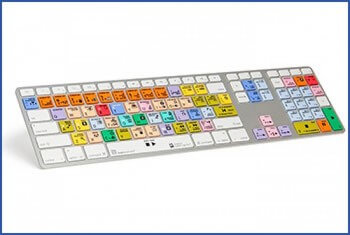 Shortcut Editing Keyboards