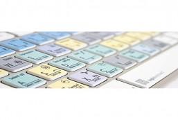 Logickeyboard Avid Sibelius Apple Advance Alu Keyboard