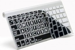 Apple Macbook Large Print Keyboard Cover