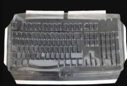 antibacterial keyboard cover
