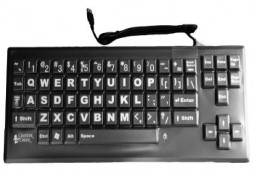MyBoard-Ic, MyBoard-UC, VisionBoard Chester Creek black Keyboard Cover