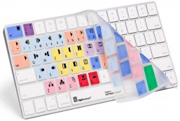 Coded Shortcut Keyboard Cover
