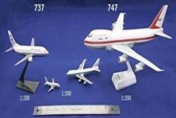 Airplane Flight Miniatures