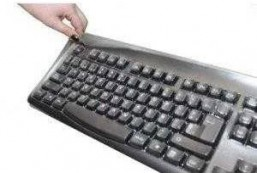 BioSafe AntiMicrobial Keyboard cover,anti microorganism