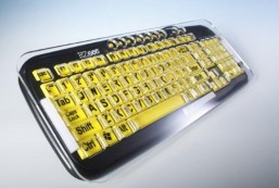 Custom Made Keyboard Covers
