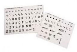 Language Sticker