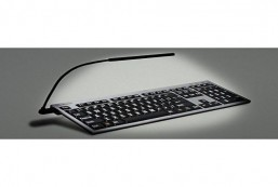 Logickeyboard LargePrint Nero Black on White PC Keyboard