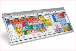 Dedicated Apple shortcut keyboard for Logic Pro X
