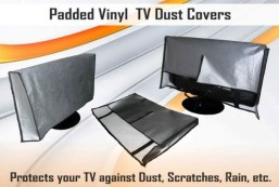 Protect TV Against Dust Cover