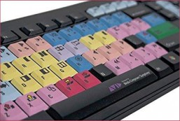Shortcut Printed Keyboard for Avid Media Composer Nero