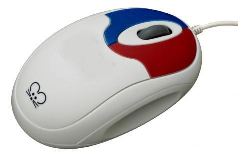 AbleNet, Optical Tiny Mouse, Small Mouse for kids, children software
