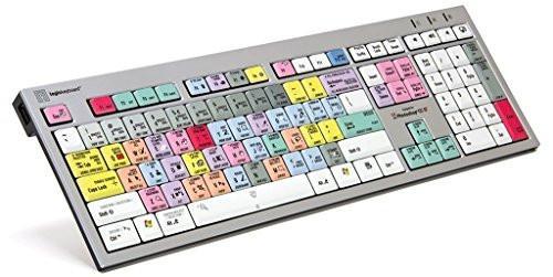 Adobe Photoshop CC Slim Line PC shortcut Keyboard Logickeyboard