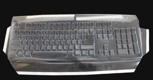 Anti Microbial Keyboard Cover for Microsoft Wired 200 Keyboard