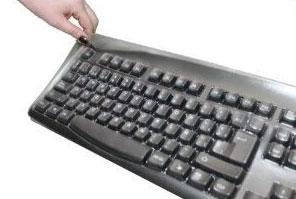 Microsoft Keyboard Biosafe Anti Microbial Keyboard Cover,Keyboard Skin