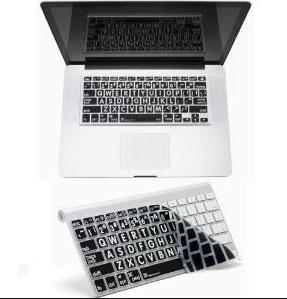 Apple Keyboard - Large Print Skin