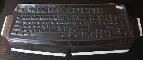 Cherry Keyboard Cover Made of durable flexible polyurethane material