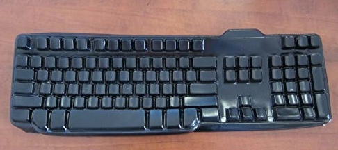 Dell Custom Made Keyboard Cover Typing Mask Computer Accessories