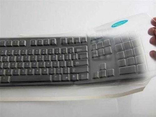 Dell Viziflex BioSafe AntiMicrobial Keyboard cover,anti microorganism