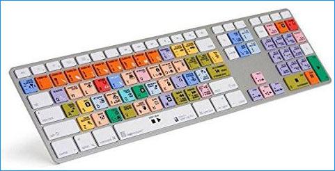 Dedicated Apple Logic X Genuine Apple Apple Logic Pro X Line Keyboard