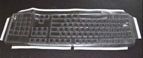 Dell L304 Keyboard Cover keep keyboard surfaces clean and germ free