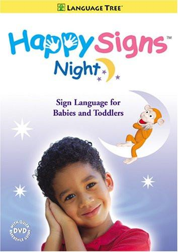 Happy Signs Night: Learn Baby Sign Language (Babies and Toddlers)