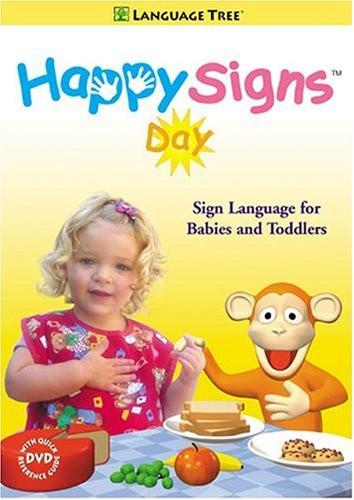Happy Signs Day: Learn Baby Sign Language,Toddlers