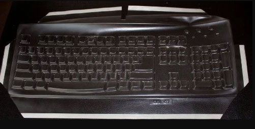Acekey ACK Custom Made USA  Viziflex Seels Keyboard Cover, Peripherals