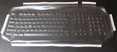 Keyboard Cover for Microsoft Wired 200 Keyboard Computer Accessories