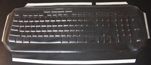 Keyboard cover designed Microsoft 600 keyboard