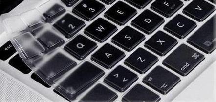 LogicKeyboard LogicSkin Crystal Line MacBook Unibody Cover Wrist Rests