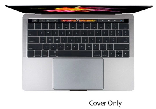 Logickeyboard Apple MacBook Pro Touch Bar Silicone Cover Macbook cover