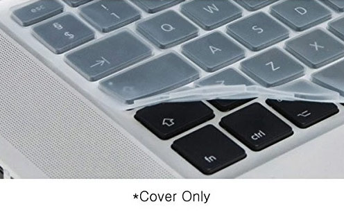 Logickeyboard Protective MacBook Unibody Protection Keyboard Cover