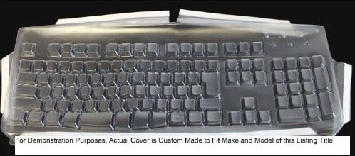 Protectputer Products Keyboard Cover For Zero-edge Multimedia Keyboard