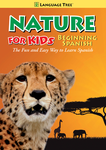 Nature for Kids: Learn Spanish  Beginning Spanish , libros infantiles españoles