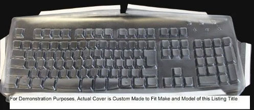 Protect Computer Products Logitech Keyboard Cover Computer Accessories
