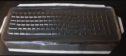 Protect Computer Products Microsoft 800/1455 Custom Keyboard Cover