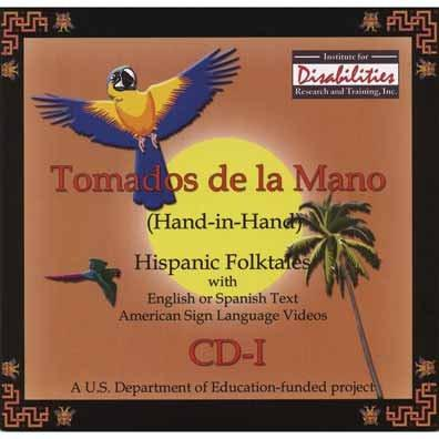 Tomados de la Mano #1 Spanish and American Sign Language Tutorial