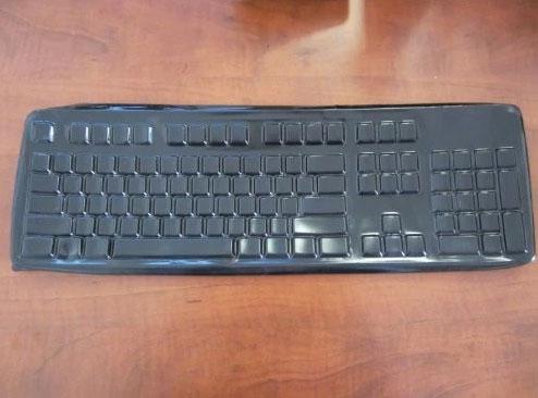 Dell Viziflex Black Typing Mask, Computers & Accessories, Dell