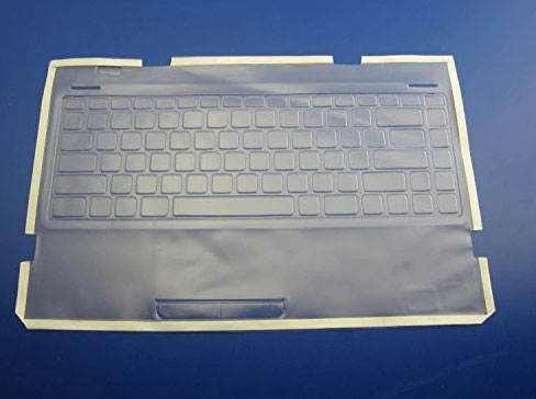 Viziflex Keyboard Cover -  Dell Laptop Computer Keyboard Covers