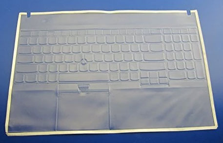 Lenovo Laptop Viziflex Keyboard Cover, Keyboards Mice & Accessories