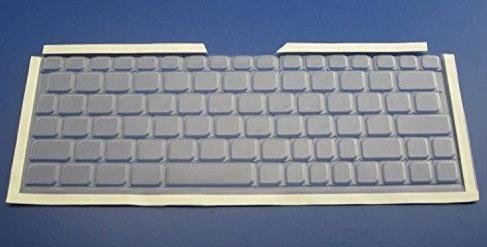Viziflex Seel designed to cover the Panasonic CF-C2 Keyboard Skins