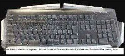 Viziflex Seels Inc 7.26E106 Dell Sk8115, L100 Keyboard Cover