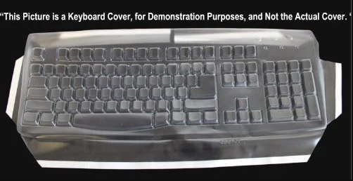 Viziflex Seels USA Custom Made Gaming Keyboard cover for Logitech