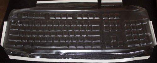 Viziflex Seels Inc Dell Keyboard Cover Kb212-b