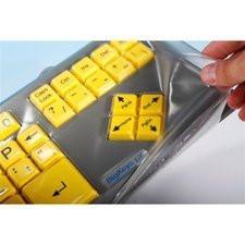 Viziflex cover Protective Skin for LX BigKeys keyboard