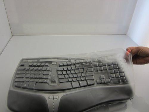 Viziflex's formfitting keyboard cover for Microsoft 4000 model 1048, KU0462