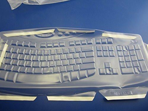 Viziflexs formfitting keyboard cover for Microsoft Comfort Curve 2000 Model 1047 879E113