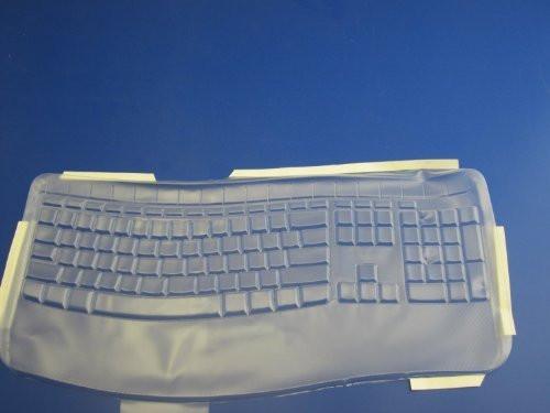 Viziflex's formfitting keyboard cover for Microsoft 5000 Model 1394-1387-1364 404G125