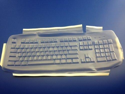Viziflex's formfitting keyboard cover for Microsoft Wired 200 437G104